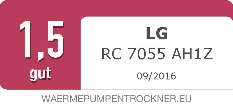 Testsiegel: LG RC 7055 AH1Z width=