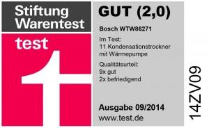 Testsieger Bosch