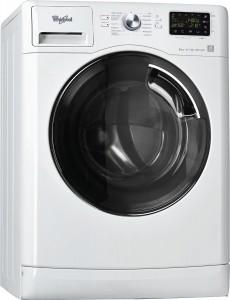 Offene Waschmaschine von Whirlpool